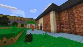getlinkyoutube.com-【Minecraft】どうぶつの森 マインクラフト村生活日記【どうぶつの森】