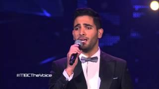 getlinkyoutube.com-#MBCTheVoice - المواهب الأربعة النهائيين - حمزة الفضلاوي - مرحلة العروض المباشرة
