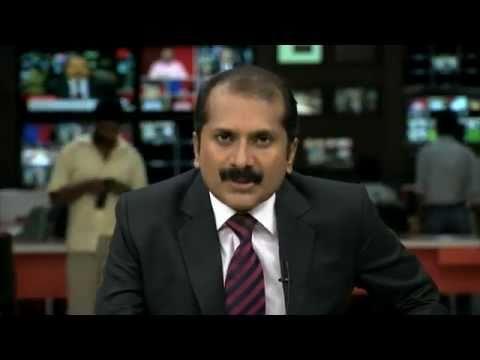 Malayalam reporter news reader Venu