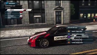 getlinkyoutube.com-Need for Speed Most Wanted (2012) | Porsche 911 GT2 | Gameplay