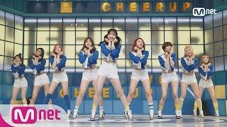 getlinkyoutube.com-[TWICE - Cheer Up] Comeback Stage l M COUNTDOWN 160428 EP.471