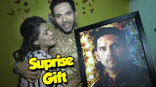 getlinkyoutube.com-Jigyasa Singh aka Thapki's Secret Birthday Gift To Ankit aka Dhruv | Thapki Pyar Ki