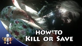 getlinkyoutube.com-Until Dawn - How To Kill or Save Everyone - Death Endings (This is THE End & They All Live)