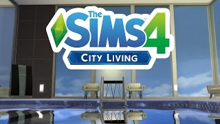 getlinkyoutube.com-The Sims 4 City Living - Preview