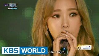 getlinkyoutube.com-TAEYEON (태연) - I (Feat.kanto) [Music Bank COMEBACK / 2015.10.09]