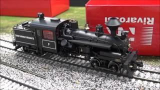 getlinkyoutube.com-Review: Rivarossi Two Truck Heisler HO Scale Locomotive