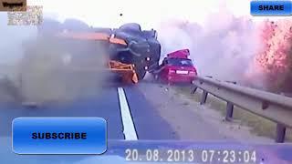 getlinkyoutube.com-Fatal , Worst and Brutal Car Crashes Compilation # 1 - January 2016