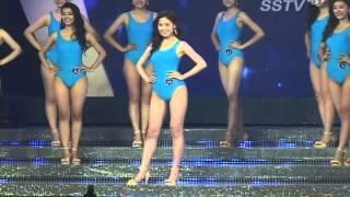 getlinkyoutube.com-[SSTV] '2012 미스코리아', 진선미 7인의 '아찔한 수영복 워킹' 시선집중