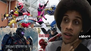 getlinkyoutube.com-Power Rangers Movie 2nd Trailer Reaction, If Super Sentai ended, Best places to buy PR toys + More