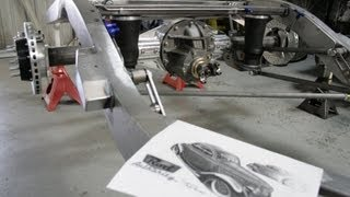 getlinkyoutube.com-TCI Engineering 1935-1940 Ford chassis build for Rod Authority's 1936 Ford - FLATOUT