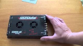 getlinkyoutube.com-Soundigital SD800.4 - Demonstrando, regulando crossover e ganho