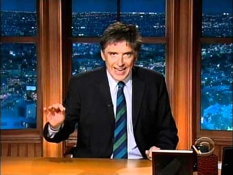 Craig Ferguson - Scottish Wedding, Lost Bag, Airline Rant 2008