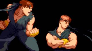 getlinkyoutube.com-X-Men vs. Street Fighter - Theme of Ryu (Sega Genesis Remix)