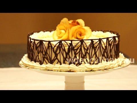 Рецепт - Торт Бавария от http://videoculinary.ru