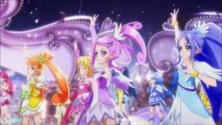 getlinkyoutube.com-Precure All Stars New Stage 2: Kokoro no Tomodachi