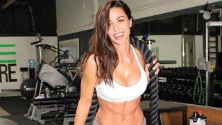 getlinkyoutube.com-female fitness motivation workout - Ana Cheri