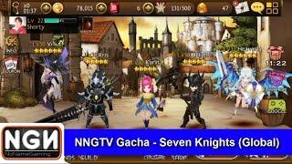 กาชาปองหรรษา Seven Knights เปิดแรร์กาชาปอง x 77 !!