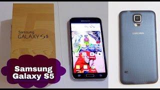 getlinkyoutube.com-#TAG mostre seu celular -Samsung Galaxy s5 demonstraçao na agua e suas funçoes