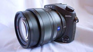 getlinkyoutube.com-Sony RX10 II 4K Test - Sample, video 4K, photos, slow motion, menu