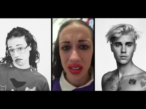 TRYING MUSICAL.LY!!!   Miranda Sings musical.ly video