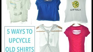 getlinkyoutube.com-5 Ways to Upcycle Old Shirts