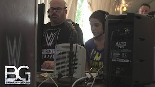 getlinkyoutube.com-WWE Network: Bayley oversees a match between Eva Marie and Alexa Bliss: WWE Breaking Ground