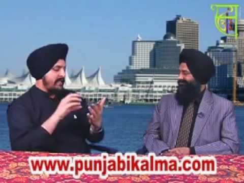 Prof. Sarbjit Singh Dhunda in Surrey Canada - Part 1