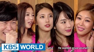 getlinkyoutube.com-Happy Together - Suzy, Jessi, Seo Woo & more! (2015.04.23)