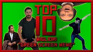 getlinkyoutube.com-MIGLIORI GREEN SCREEN MEME - TOP 10