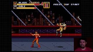 Streets of Rage 2: Blaze Mania, 1 Life Playthrough