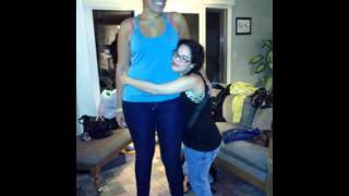 getlinkyoutube.com-Extremely tall beautiful women 6 Strong Girls 2014