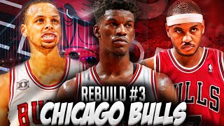 getlinkyoutube.com-NBA2K16 MyLEAGUE - Revamping the CHICAGO BULLS! KEEPING ROSE? BUTLER? & GASOL?