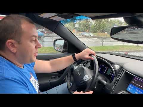-Infiniti QX70 S обзор Авто из США