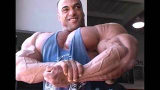 getlinkyoutube.com-Dennis James - Monster version - Morphed by Muscleexperiments
