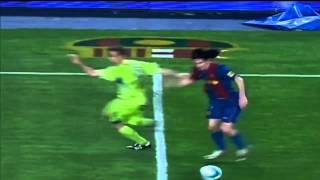 getlinkyoutube.com-Lionel Messi Best Goal vs Getafe Full HD 1080p