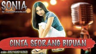 Karaoke Tanpa Vokal | CINTA SEORANG BIDUAN - SONIA
