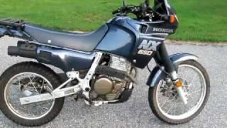getlinkyoutube.com-Honda NX650 Dominator