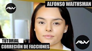 getlinkyoutube.com-Tutorial maquillaje adelgazar la cara por Alfonso Waithsman