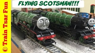 Thomas & Friends THE FLYING SCOTSMAN! OO GAUGE Hornby
