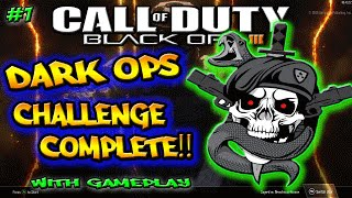 getlinkyoutube.com-Black Ops 3 Dark Ops Challenges - Dark Ops Challenge - Secret Gear - How To Complete