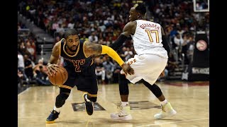 Kyrie Irving 13 Different Spin -moves