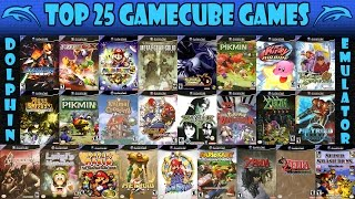 getlinkyoutube.com-Dolphin Emulator | Top 25 Nintendo GameCube Games of All Time! [1080p HD]