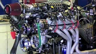 getlinkyoutube.com-LSx 427 Magnuson Supercharger - 939HP