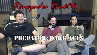 Renegades React to... Predator: Dark Ages width=