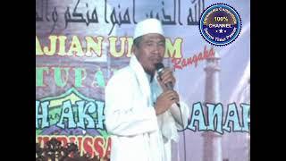 K.H. NURUDDIN SOKOBANAH SAMPANG Penceramah Panutan Madura width=