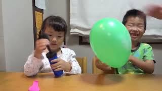getlinkyoutube.com-こびとづかん ふうせんセット KOBITO-DUKAN Balloons