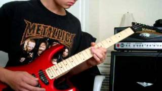 motley crue your all i need (good guitar cover)