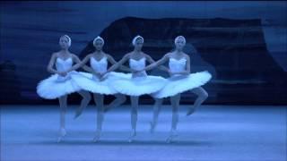 getlinkyoutube.com-LABUTÍ JEZERO Bolšoj balet - ukázka 1
