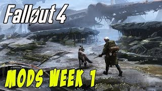 getlinkyoutube.com-FALLOUT 4 MODS - WEEK #1: Nude Females, Enhanced Blood, Killable Children & More!