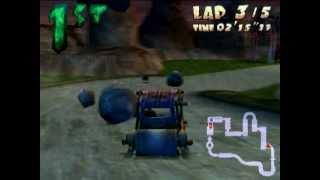 getlinkyoutube.com-The Flintstones in Viva Rock Vegas (PS2 Gameplay)